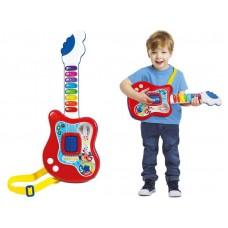 Интерактивная гитара гитара Clementoni