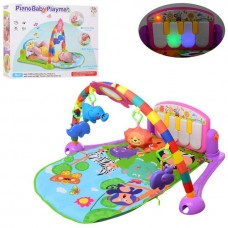 Коврик для младенца с музыкальной панелью PA418
