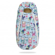 Конверт для новорожденных Baby XS на овчине ТМ ДоРечі