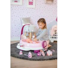 Игровой центр Smoby Baby для ухода за куклой 220347