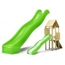 Горка спуск Hapro 3 м., горка для детской площадки